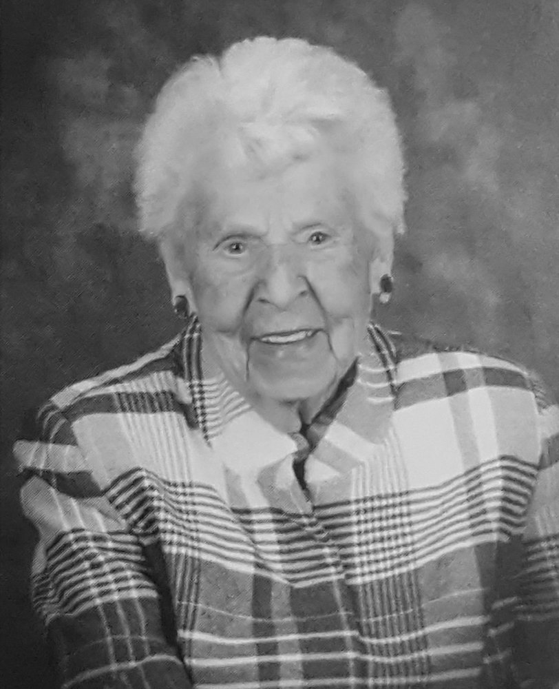 Winnifred Edworthy